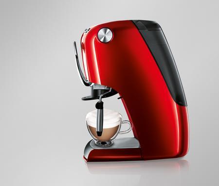 Ekspres do kawy Cafissimo CLASSIC Hot Red TCHIBO