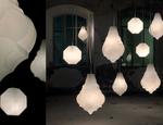 Lampa wisząca 24 Karati DECOINA - zdjęcie 2