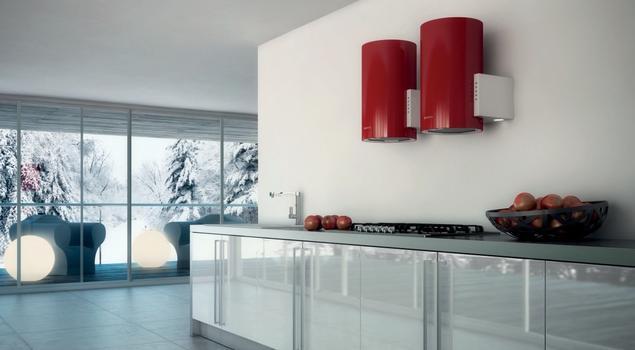 Okap kuchenny Dom Bianco Faber Bios Ambiente
