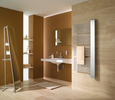 Dekoracyjne grzejniki łazienkowe KERMI