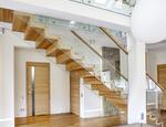 Nowoczesne schody dywanowe ST865 TRĄBCZYŃSKI - zdjęcie 1