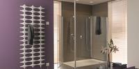 Grzejniki łazienkowe i dekoracyjne z elektrycznym elementem grzejnym