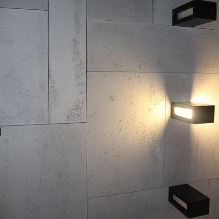 Płyty ścienne z betonu architektonicznego LUXUM