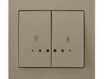 Łącznik żaluzjowy z podświetleniem ŁP-7WS/01 seria Kier OSPEL - zdjęcie 1