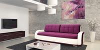 Tapicerowane meble wypoczynkowe do nowoczesnych aranżacji salonów