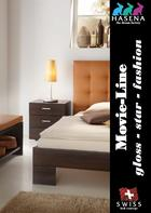 Movie-Line katalog Master Bed